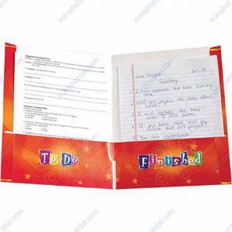 in folder, kẹp file giá rẻ TPHCM